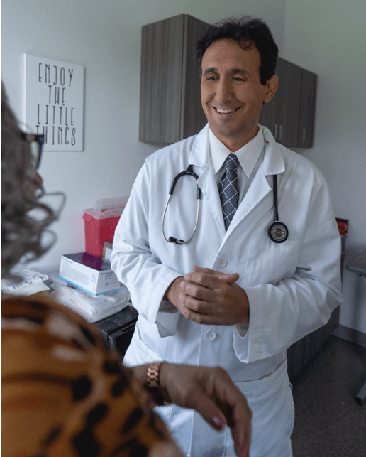Dr. Sivieri Visit